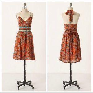 Anthropologie   Island Holiday Dress size 10